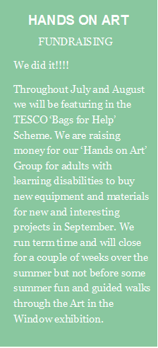 Newsletter Three Glossop Arts Project